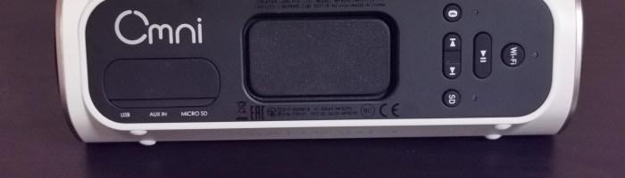Creative Omni - boxa portabila premium