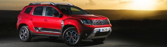 Dacia anunta gama limitata Techroad