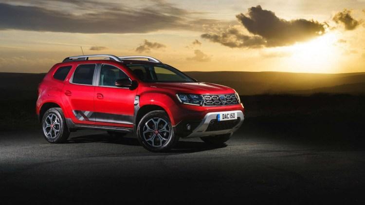 Dacia a produs 500.000 de unitati Duster