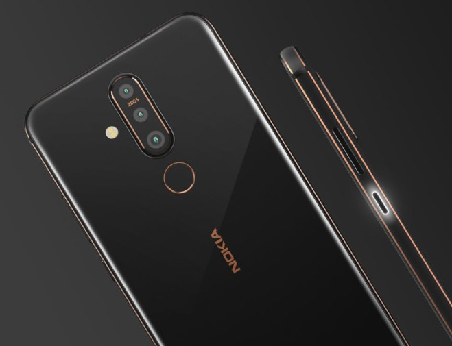 Nokia X71 a fost lansat in Taiwan si are ecranul gaurit