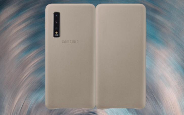 Husa originala pentru Galaxy Fold costa cat un telefon modest
