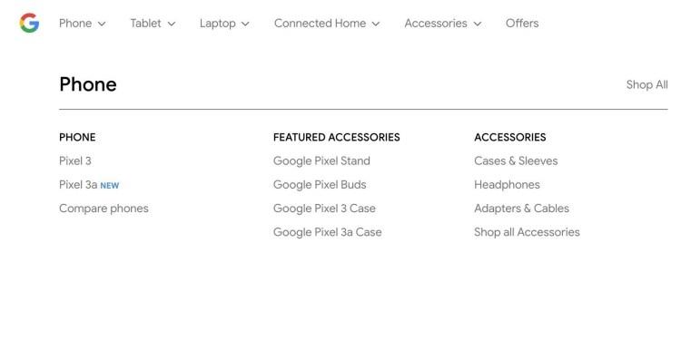 Google a confirmat accidental smartphone-urile Pixel de buget