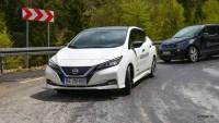 GRATIS de la Timisoara la Bran cu Nissan Leaf [+VIDEO]