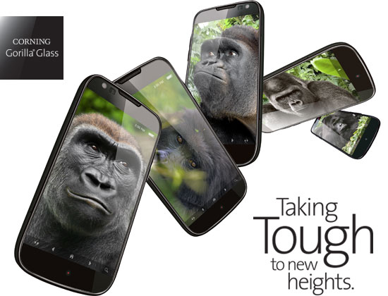 Corning Astra Glass: Gorilla Glass pentru tablete, laptopuri si televizoare