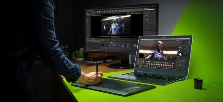 Nvidia a lansat laptop-uri noi si o platforma Studio pentru productivitate