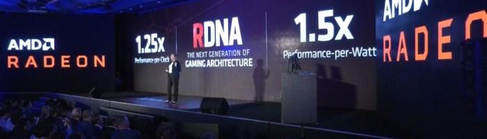 AMD Radeon RX 5700 - prima placa AMD Navi pe 7nm