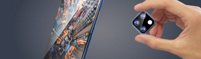 Un concept Vivo NEX ne arata o camera foto detasabila pe smartphone-uri