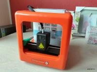 Easythreed NANO review: o imprimanta 3D ieftina si usor de folosit