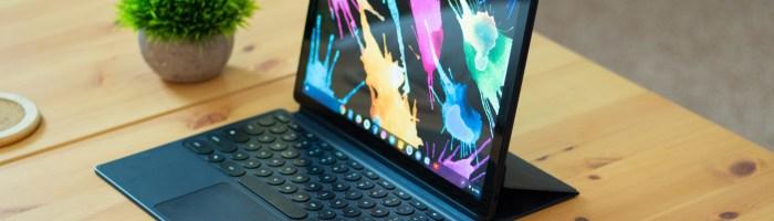 Google renunta la tablete si va dezvolta doar laptop-uri