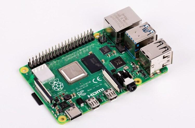 Raspberry Pi 4 suporta video 4K