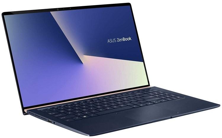 Review ASUS Zenbook UX533F - un laptop elegant si suficient de puternic