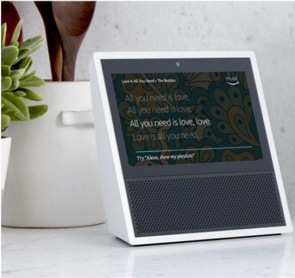 Review Amazon Echo Show - boxa cu ecran tactil si asistent vocal