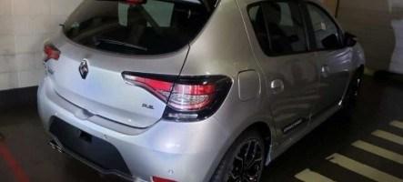 Prima imagine cu Dacia Sandero III