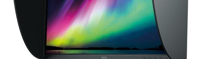 BenQ a lansat un monitor destinat fotografilor profesionisti