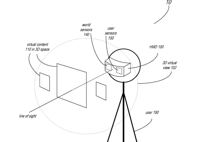 Apple lucreaza la o casca de realitate virtuala