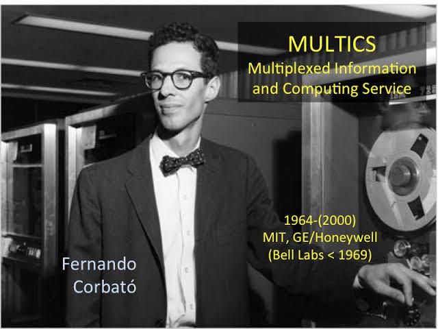 A murit Fernando Corbato, unul dintre inventatorii parolei pe PC