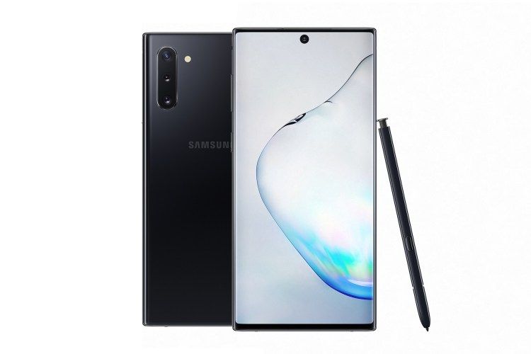 Partea 1 - Review Samsung Galaxy Note 10 Plus - DESIGN si CONSTRUCTIE