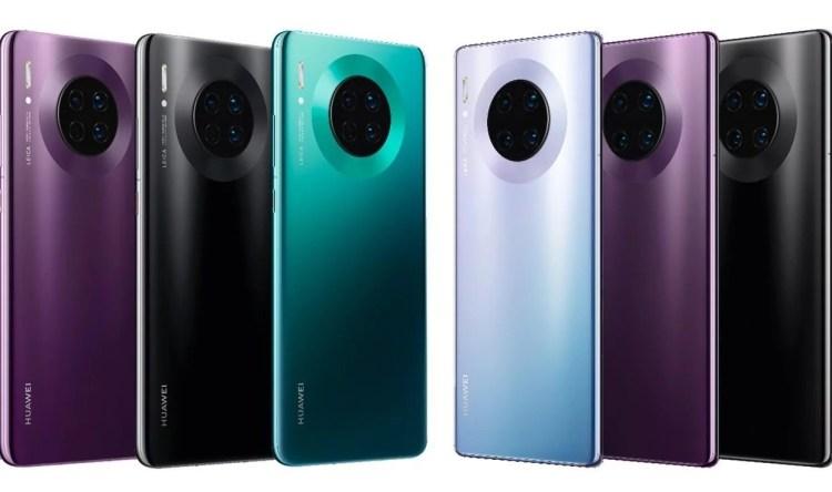 Huawei Mate 30 Pro nu va fi disponibil in toata Europa