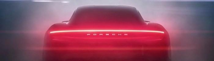 Lansare Porsche Taycan