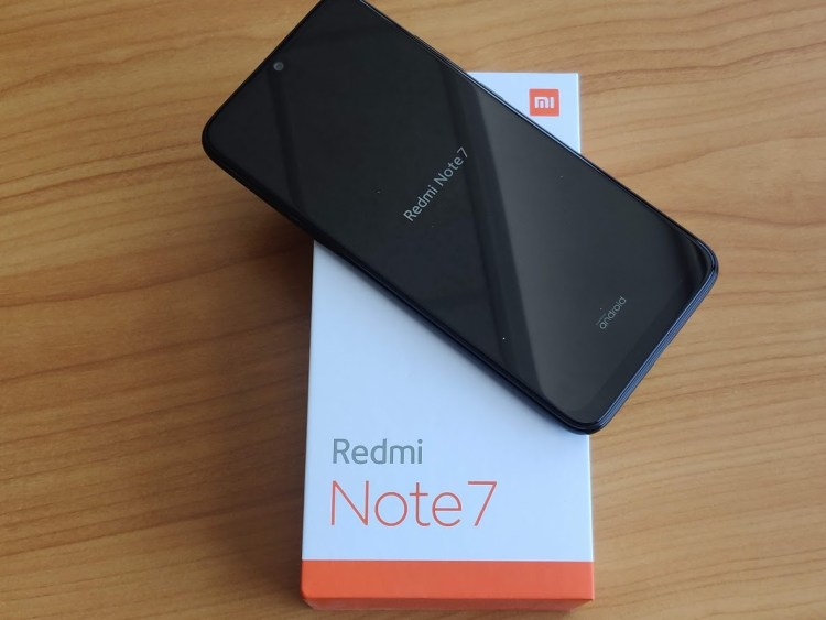 Testam Redmi Note 7
