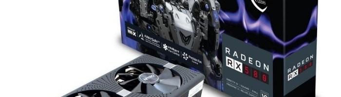 AMD Radeon RX 580 8GB - o placa video ideala pentru gaming in Full HD