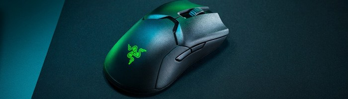 Razer Viper Ultimate - cel mai rapid si cel mai precis mouse de gaming wireless