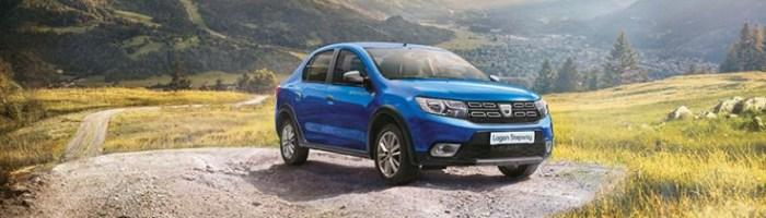 Dacia a lansat Logan Stepway