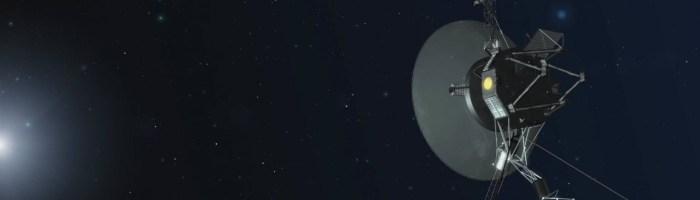Sonda Voyager 2 - primele mesaje din spatiul interstelar