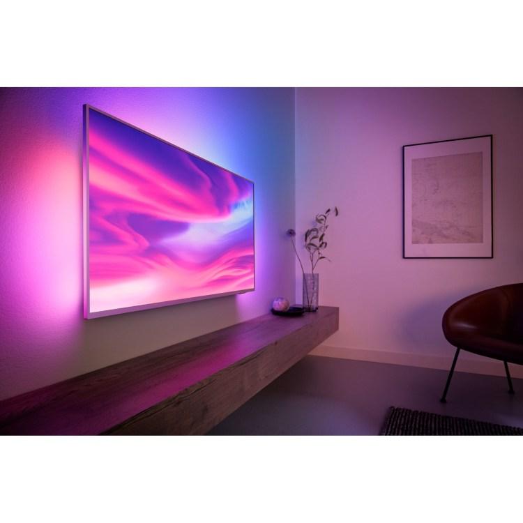 Impresiile despre Philips 43PUS7304/12 - televizor 4K cu HDR si Ambilight