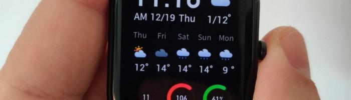 Xiaomi Amazfit GTS review: un smartwatch aratos cu baterie lunga + CONCURS
