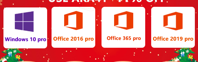 Oferte bune la licente Windows si Office de Craciun