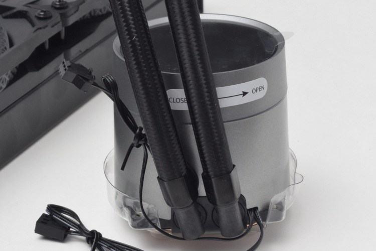 Review cooler all-in-one Deepcool Castle 360 EX