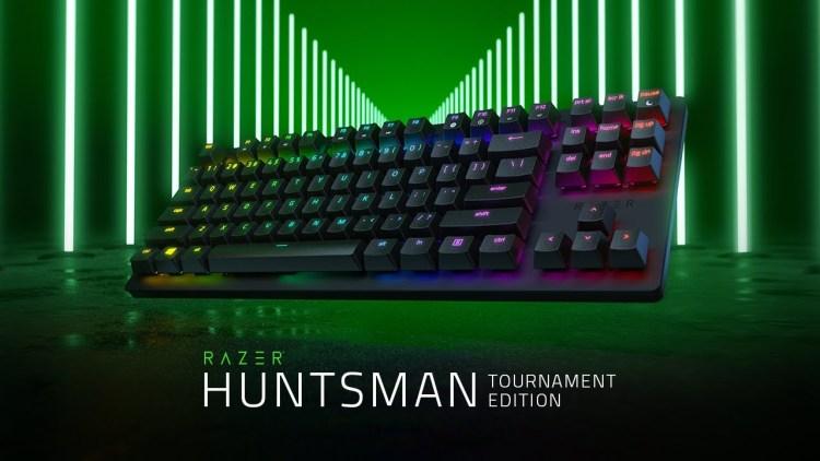 Razer Huntsman Tournament Edition - tastatura foarte buna pentru gamerii pretentiosi