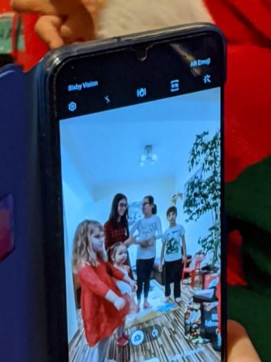 Google Pixel 3a XL camera principala interior lumina artificiala4