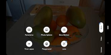 Google Pixel 3a XL camera1