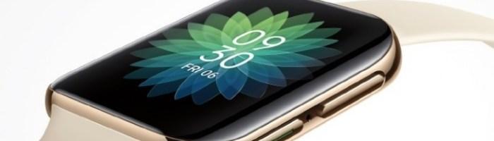 Oppo pregateste primul lor smartwatch - este o clona de Apple Watch