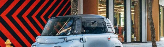Citroen Ami electric: o mica masina care poate costa chiar si 20 euro/luna