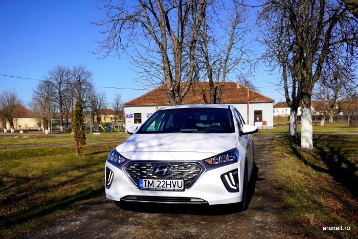 Hyundai Ioniq Hibrid 2020 review: cea mai buna alternativa la diesel
