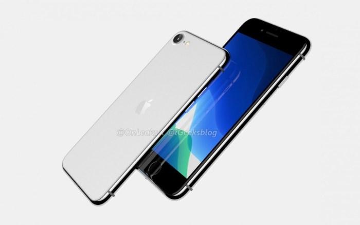 Zvon: iPhone 9 se afla deja in productie