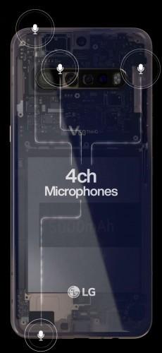 LG V60 ThinQ - date tehnice dar fara o data de lansare clara