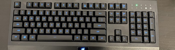 Razer Cynosa Lite - merita sa cumperi o tastatura cu membrana pentru gaming?