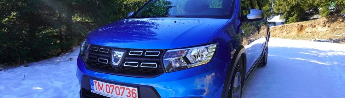 Dacia Logan Stepway 0.9 TCe review: o alternativa ieftina la crossovere