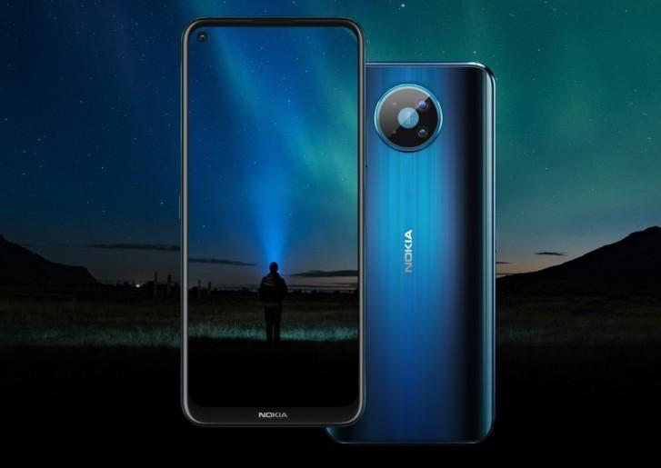 Nokia a lansat modelul 8.3 cu 5G