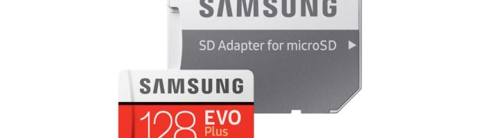 Oferta zilei: card microSD rapid de 128 GB la pret foarte bun