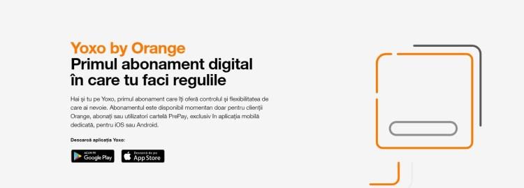 Orange lansează YOXO - abonamentul digital