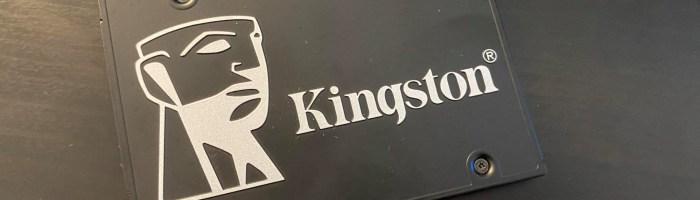 Review Kingston KC600 1TB - mai merita un SSD SATA?