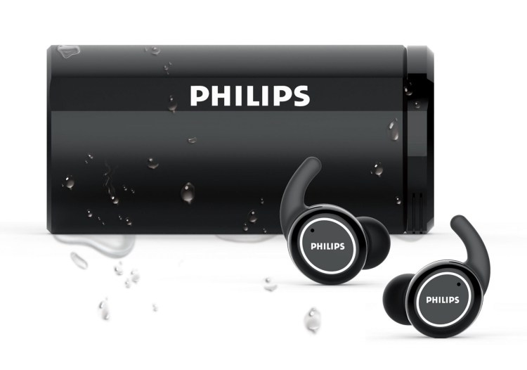 Philips a lansat 3 casti pentru sportivi printre care si o pereche True Wireless