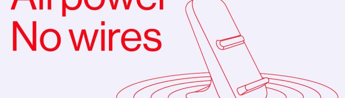 OnePlus va oferi încărcare prin inducție
