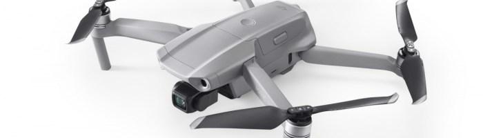 DJI Mavic Air 2 vine cu camera de 48MP si filmare 8K