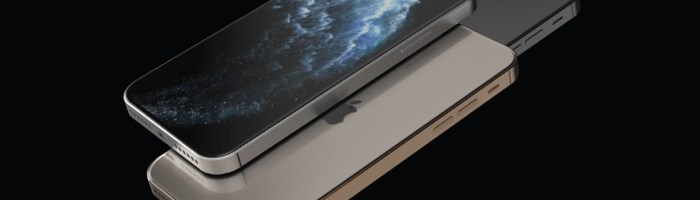 iPhone 12 va avea un design similar lui iPhone 4 si 5
